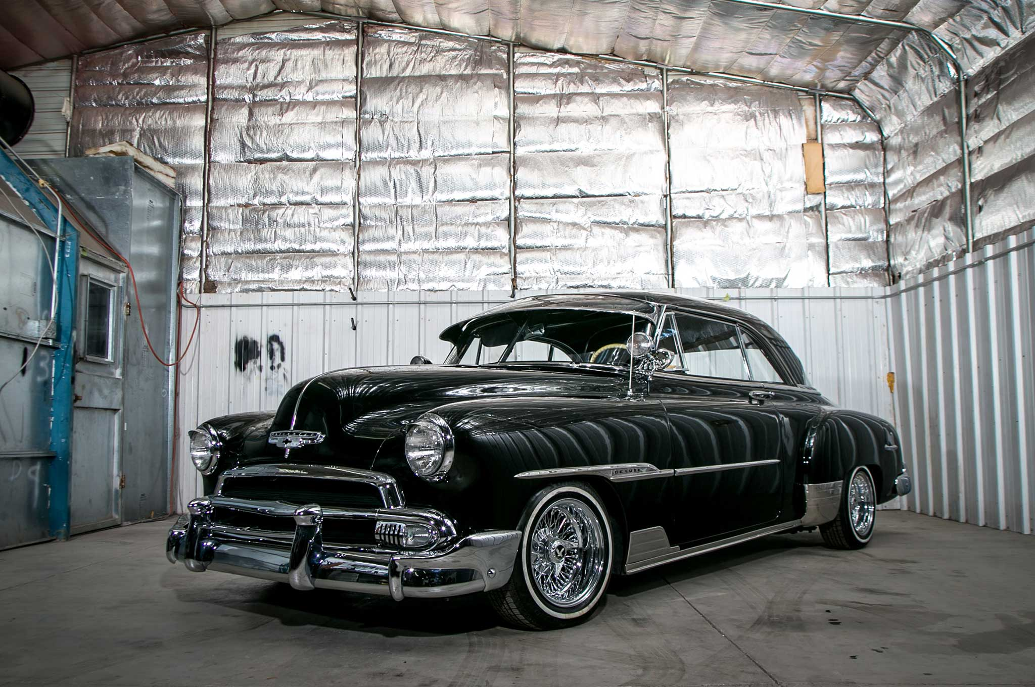 St Charles Mercedes >> 1951 Chevy DeLuxe with a Lowrider Flare