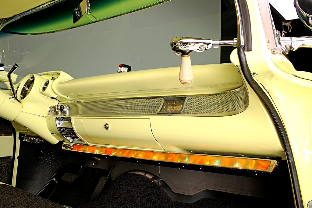 1957 chevrolet bel air color bar