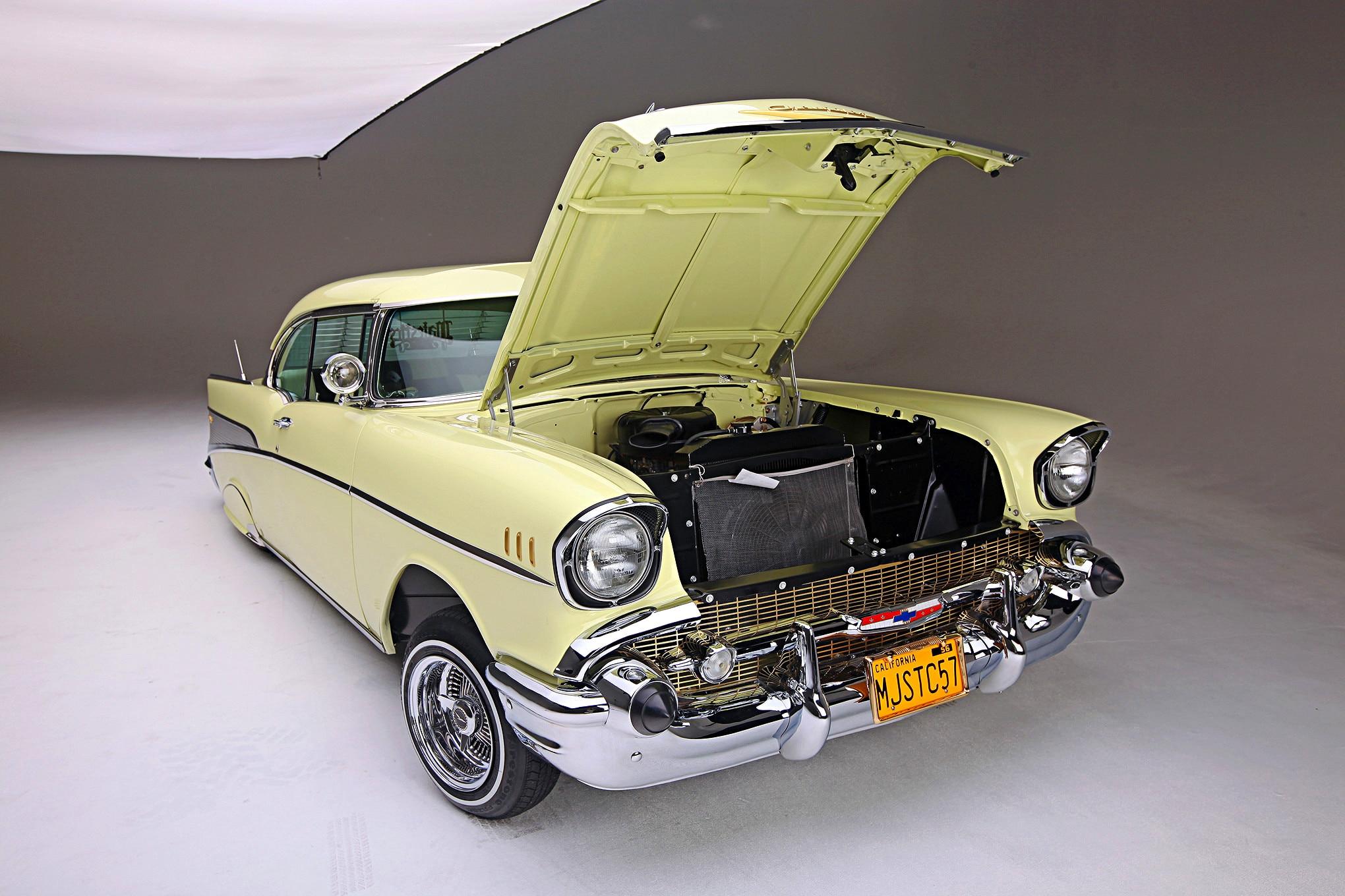 Fully Restored 1957 Chevrolet Bel Air