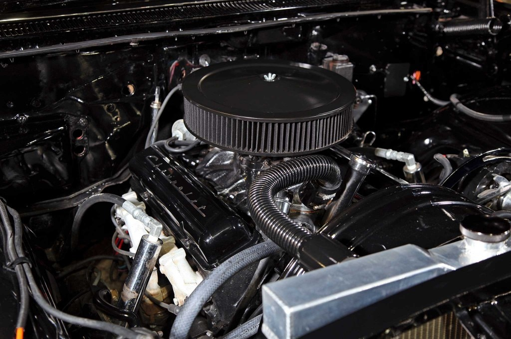 1959 chevrolet impala 350 engine