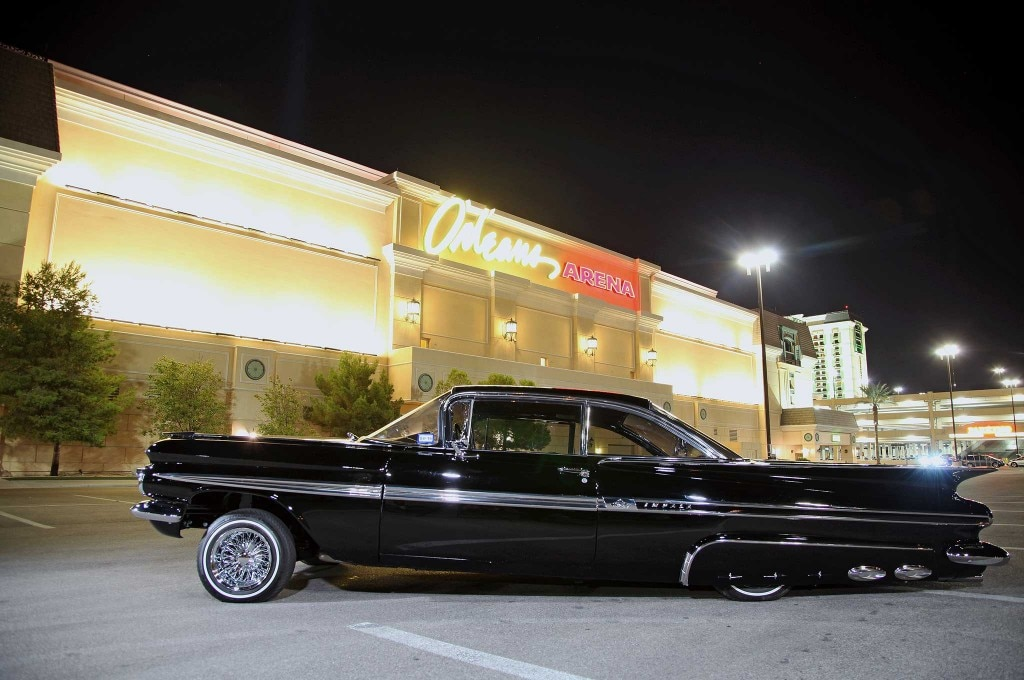 1959 chevrolet impala la jura