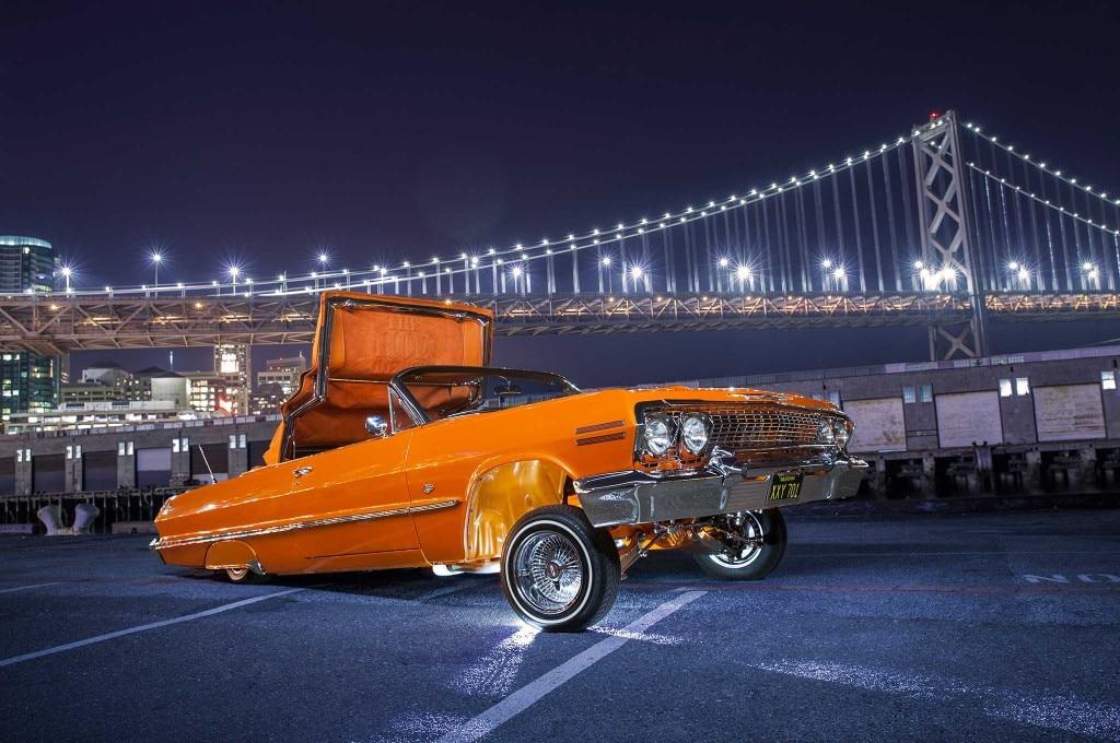 1963 chevrolet impala convertible bay bridge area