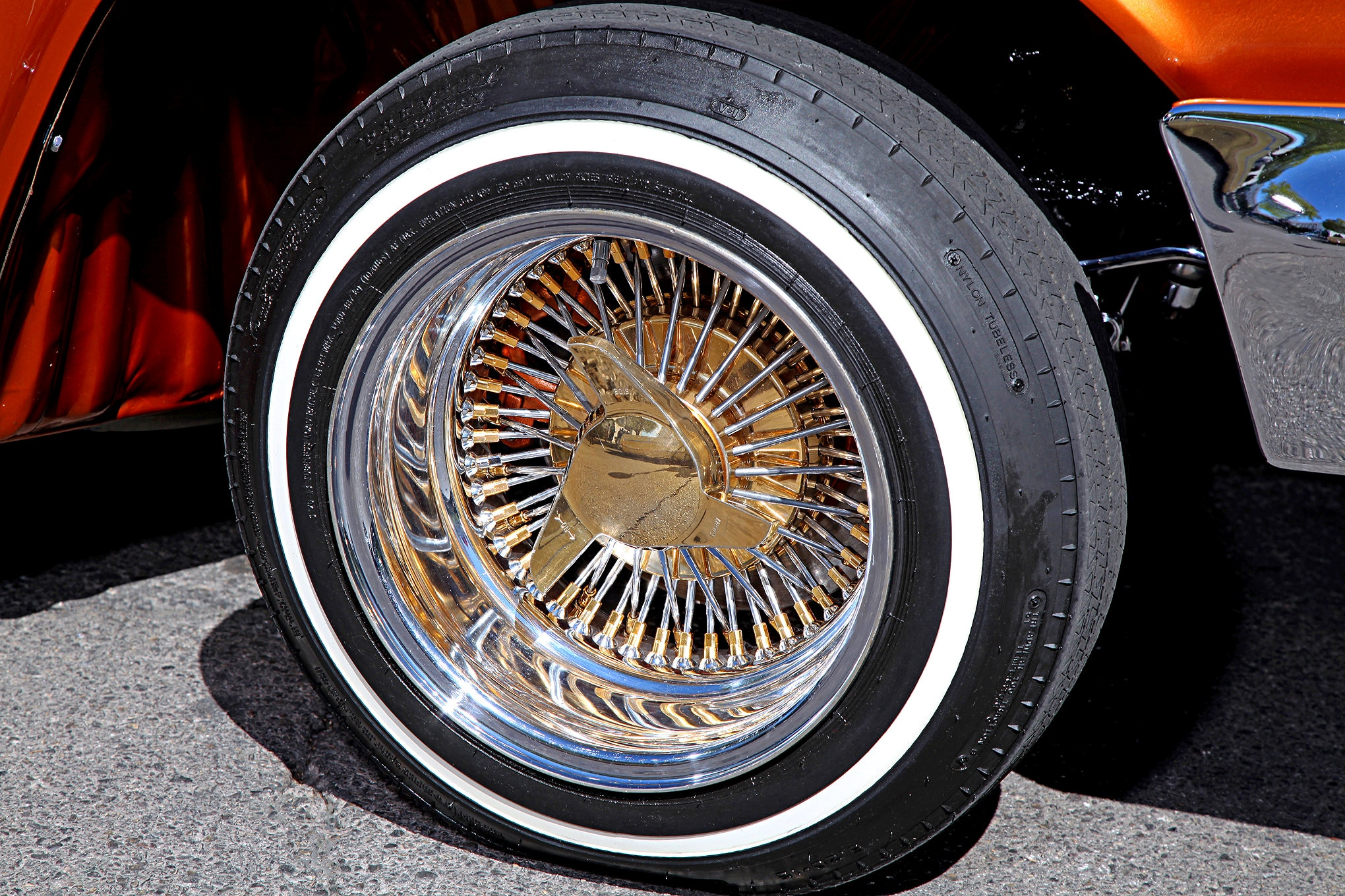 Attractive 24 Inch Dayton Wire Wheels Pattern - Everything You Need ...