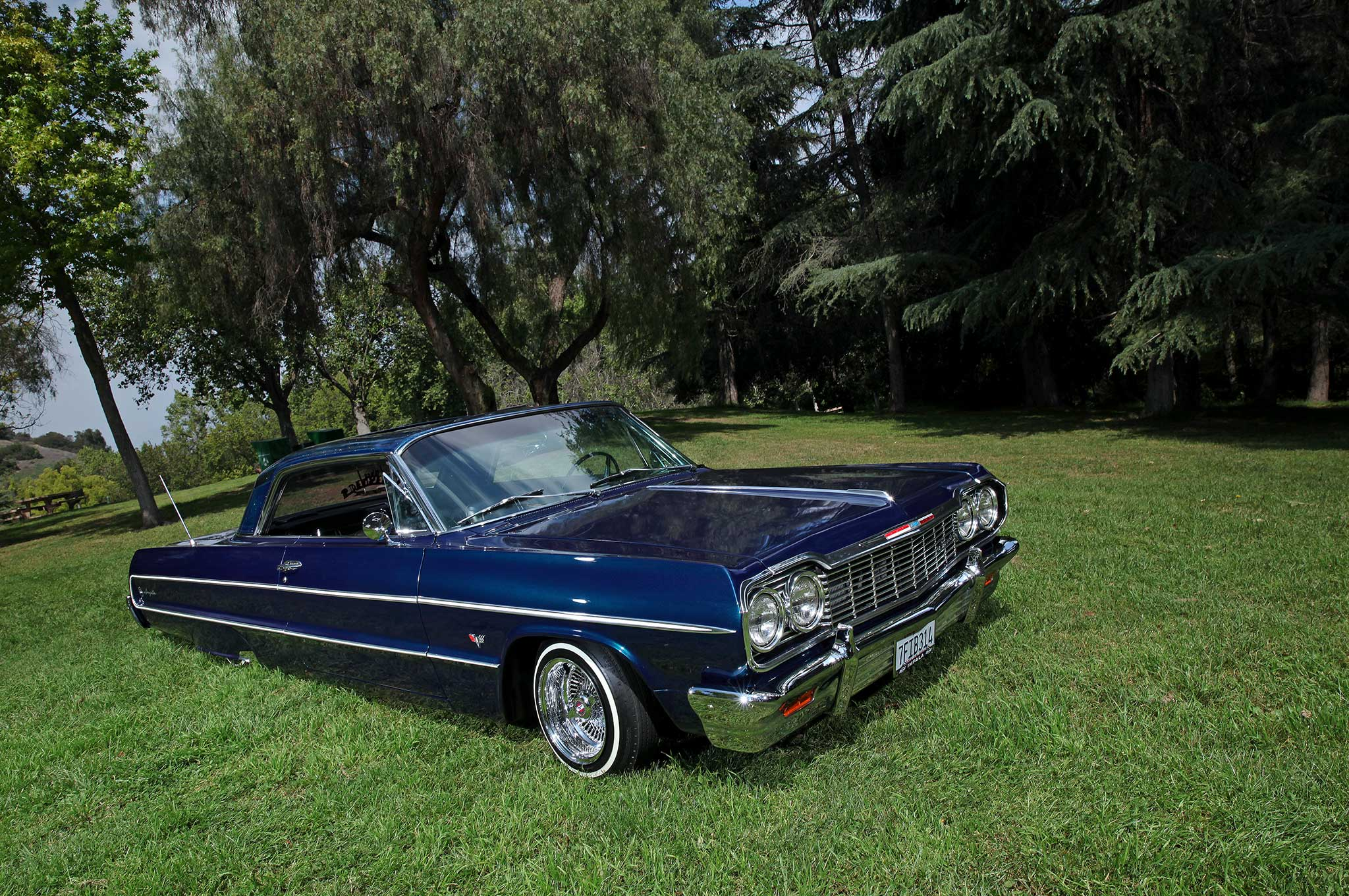 The Long Journey of a '64 Chevy Impala