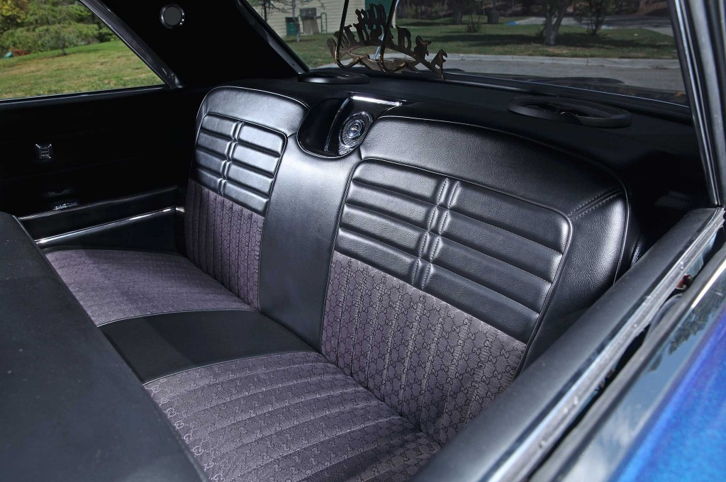 1964 chevrolet impala back seats gucci