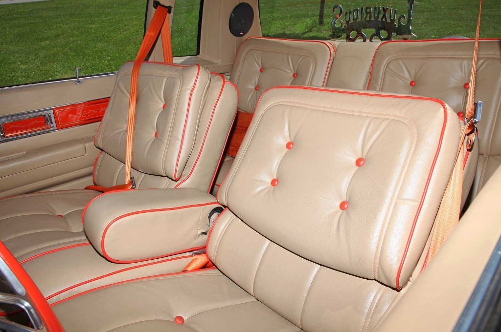 1985 buick regal luxurious leather seats