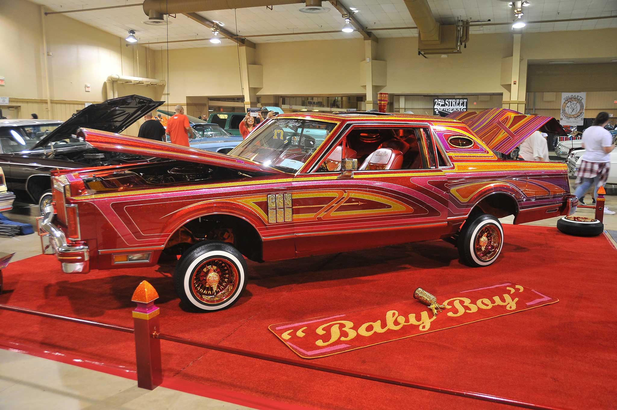 Lowrider Miami >> 2016 Miami Lowrider Super Show Baby Boy Baby Lincoln Texas Lowrider