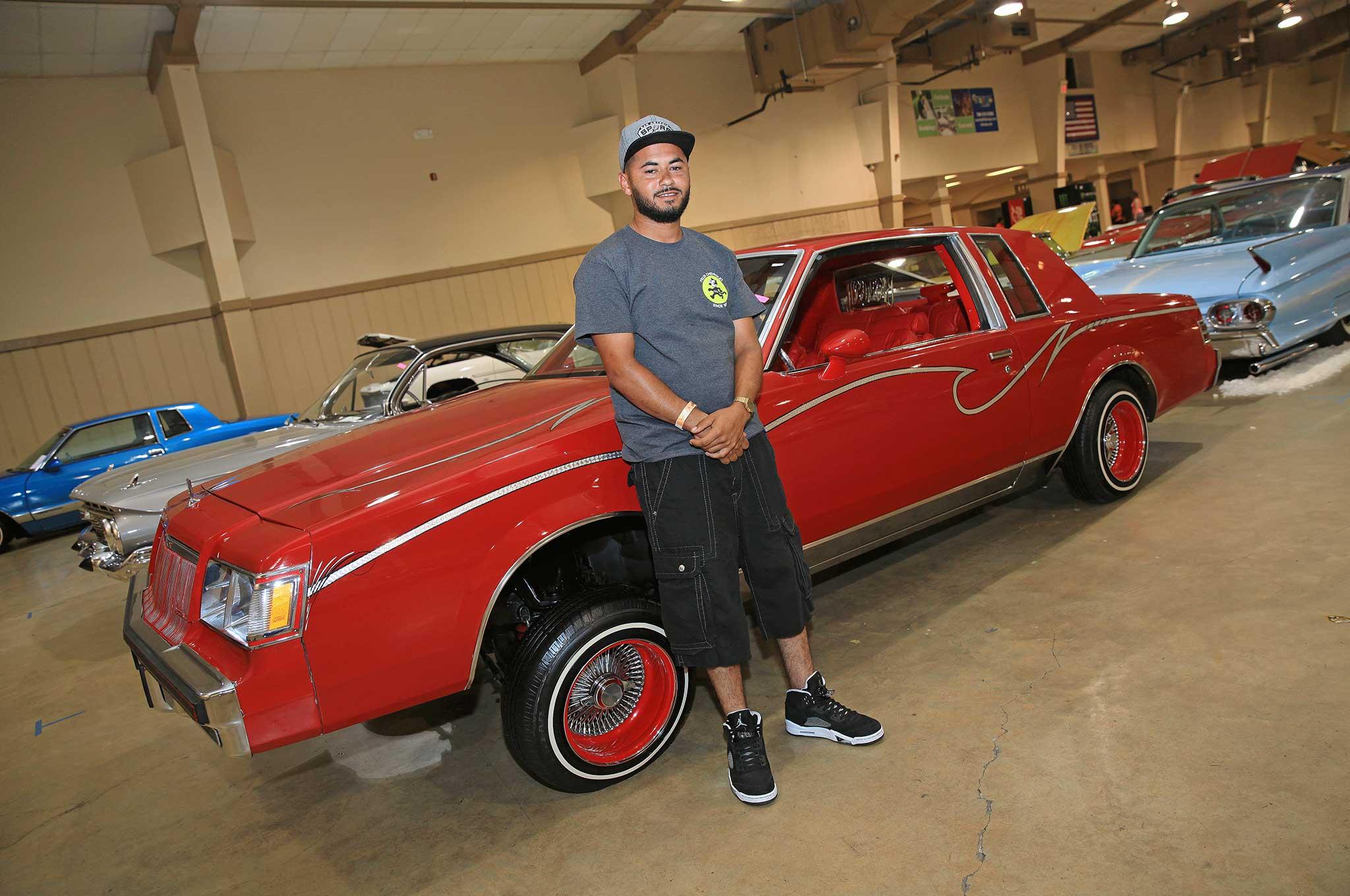 Lowrider Miami >> 2016 Miami Lowrider Super Show Red Regal Lowrider