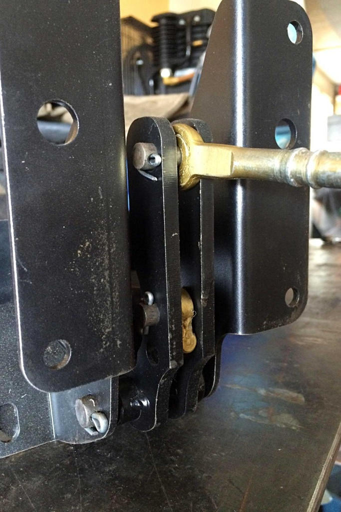 brake system upgrade with abs power brake inc cantilever arm