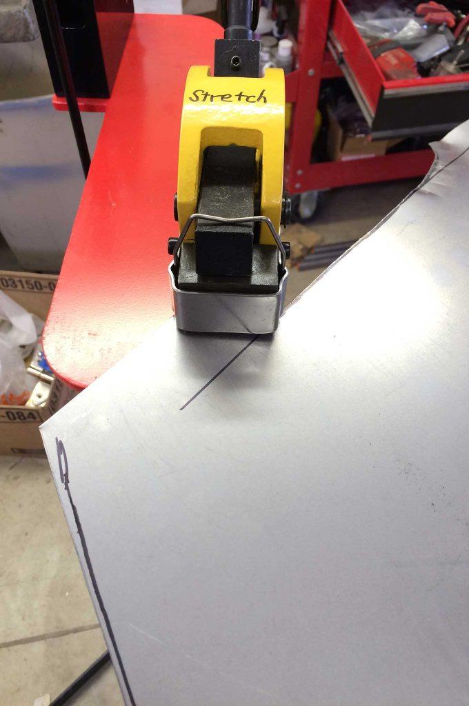 cadillac fleetwood brougham metal fab upgrade short side pieces