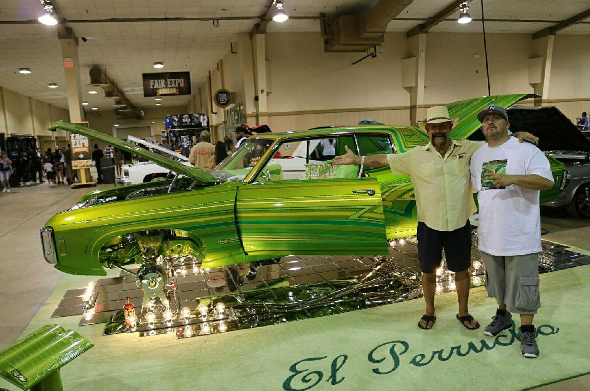 Coast To Coast Chevrolet Impala Miami Lowrider Super Show Ted - South beach classics car show