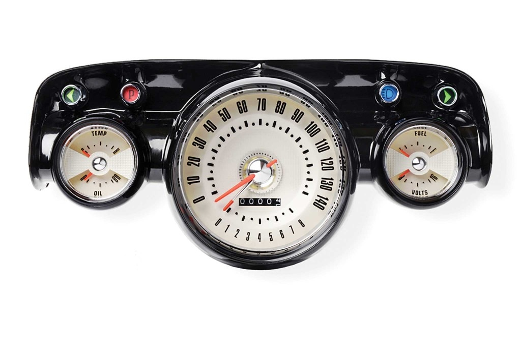 september 2016 new products white face con2r chevy superstock instrument set