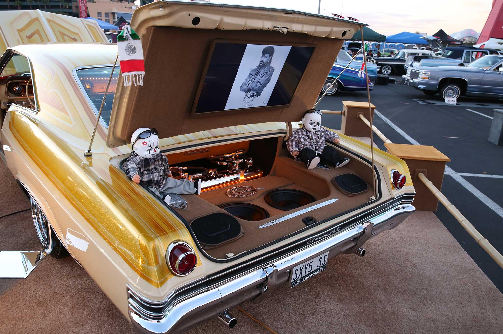 Tony Alcala Jr.'s '65 Impala SS - EAS Anaheim '16 Spotlight