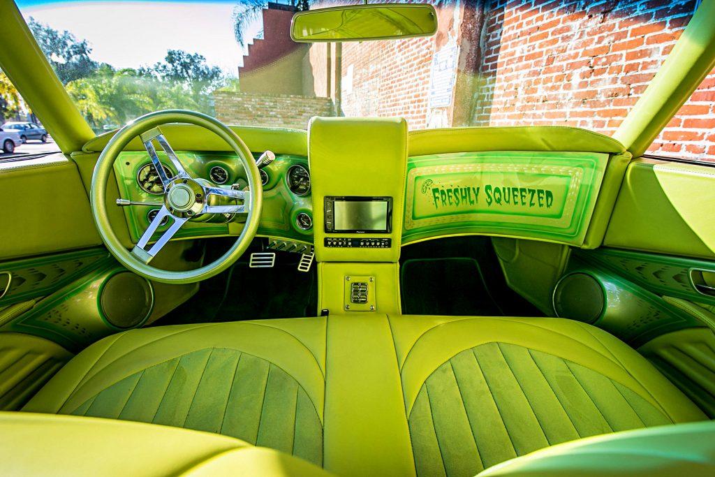 2016 Chevy Monte Carlo >> '70s-themed Chevrolet Monte Carlo