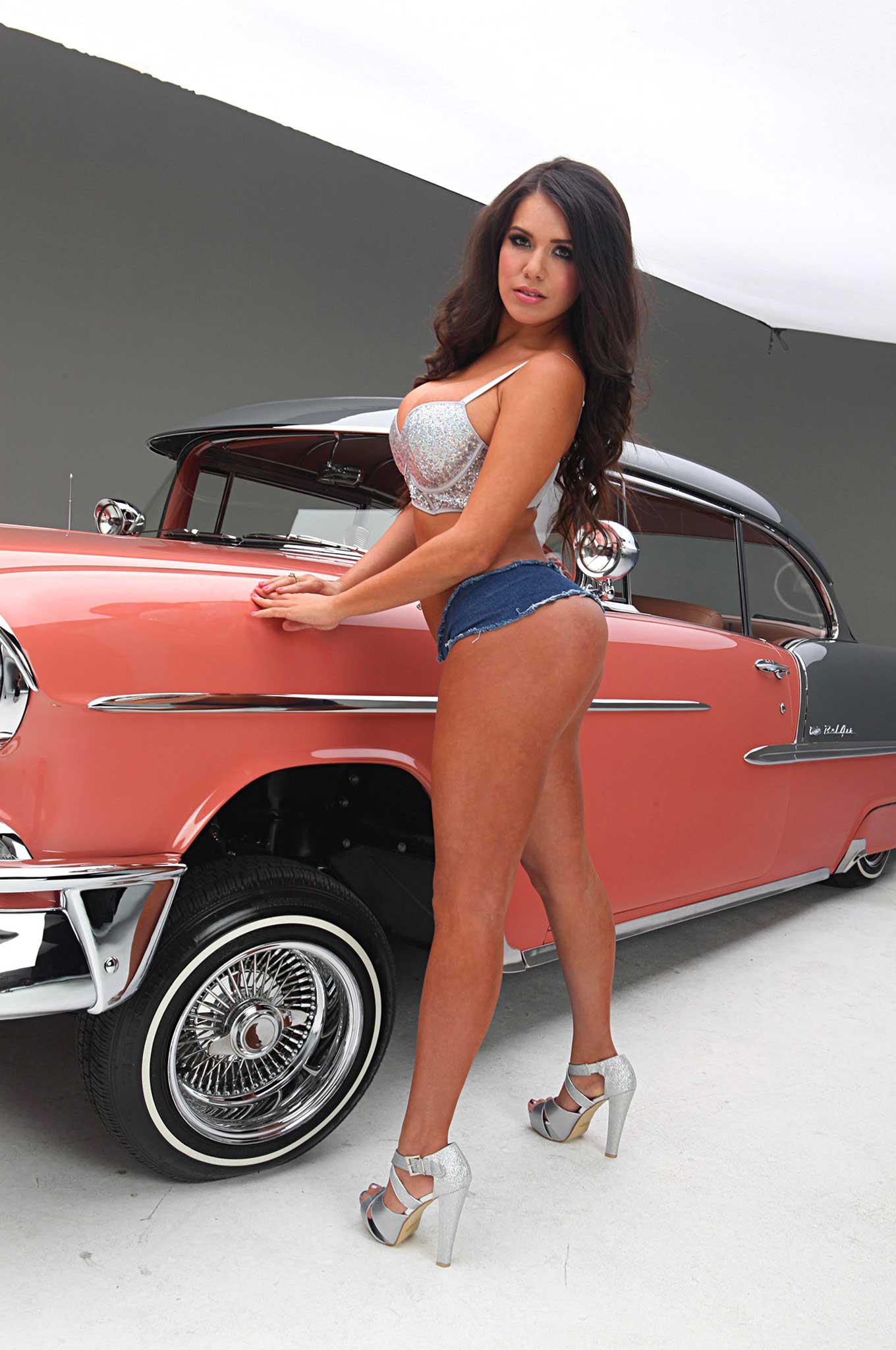 Chevrolet Impala 1967 >> Never Before Seen Pictures of Chantel Zales