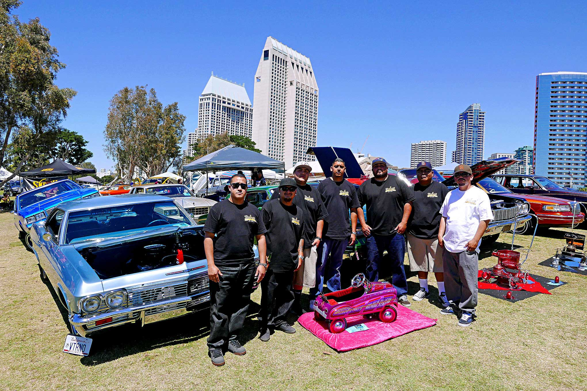 Switch Car Club 2016 Day At The Bay Members Only