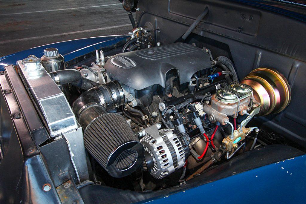 1950 chevrolet 3100 chevy vortec ls