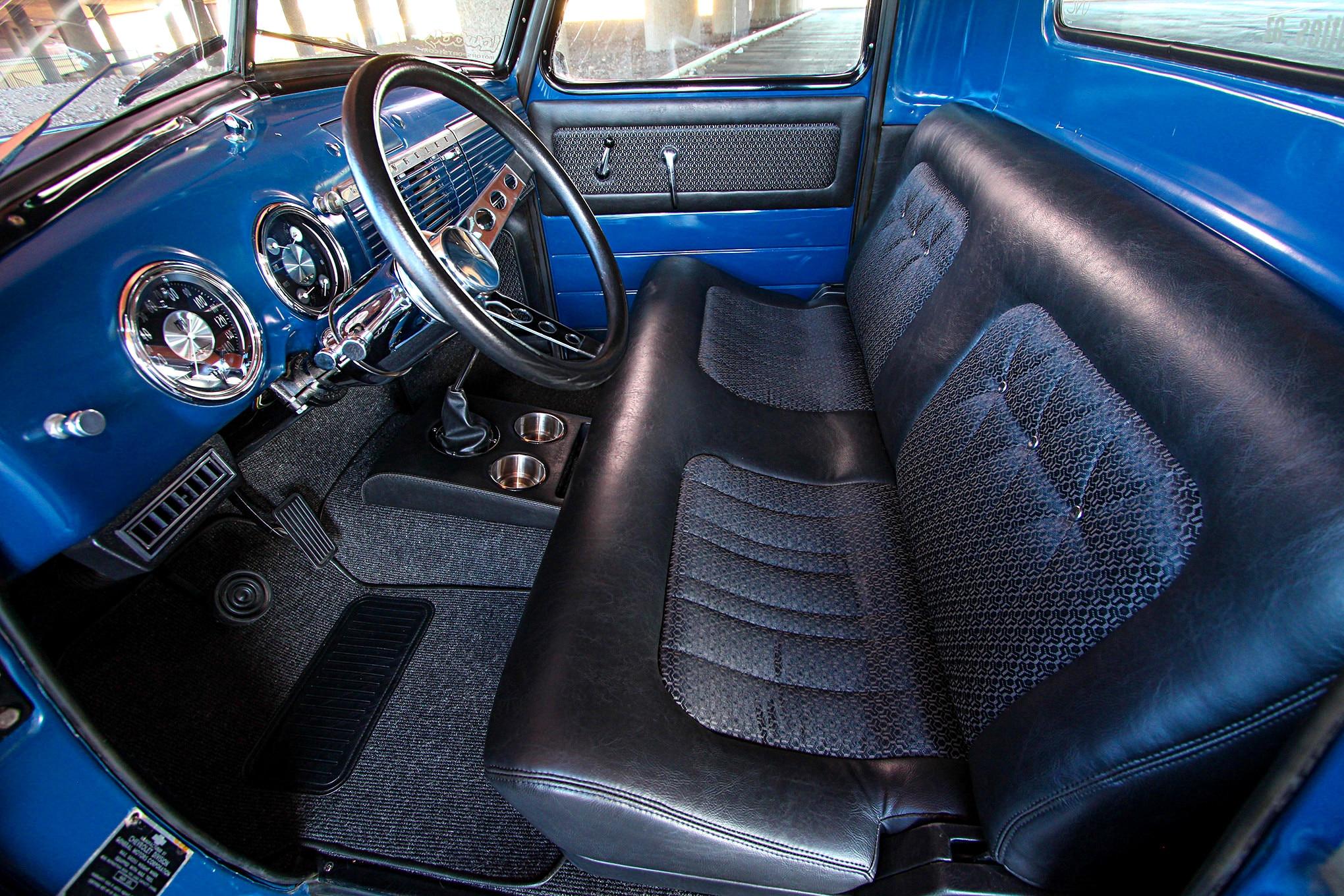 Chad Fincher S Slammed 1950 Chevy 3100 Truck