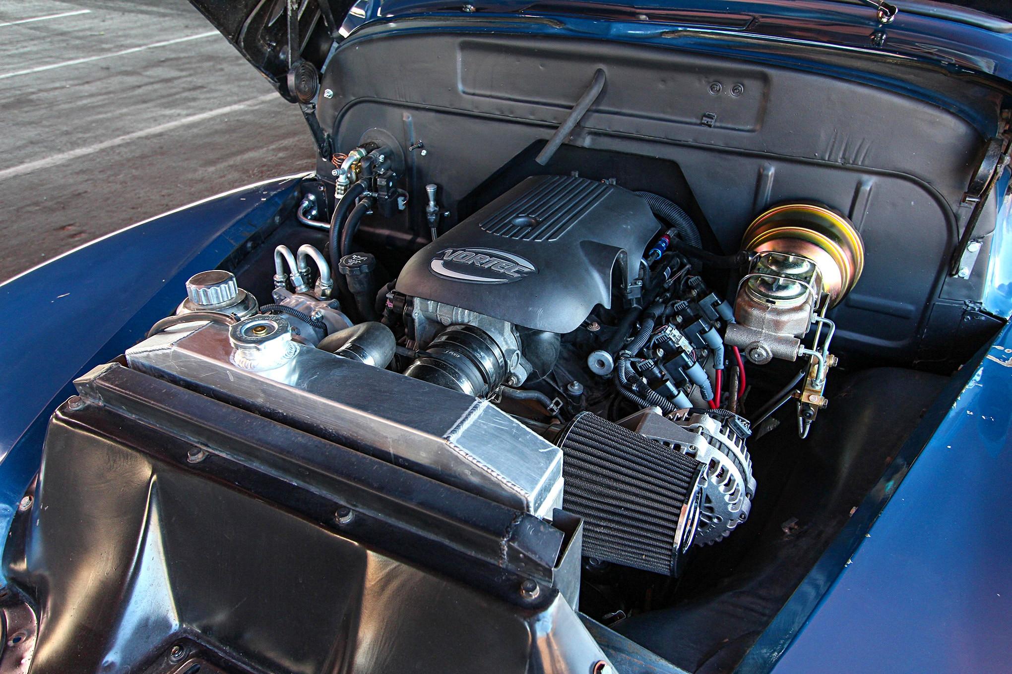 Chevrolet Vortec Ls Engine