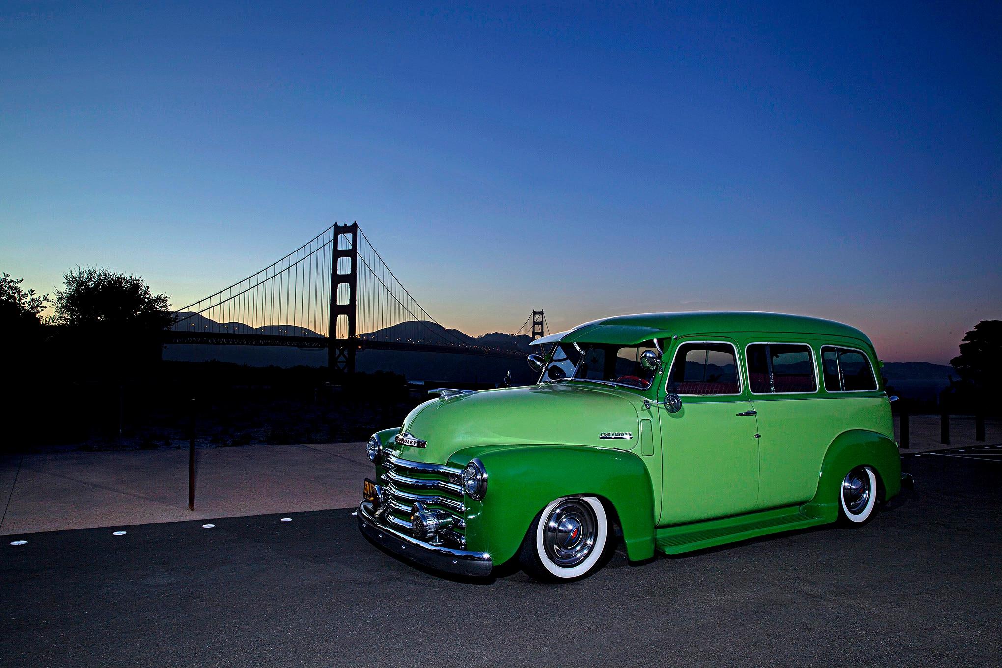 1952 Chevrolet Suburban Ls Burban