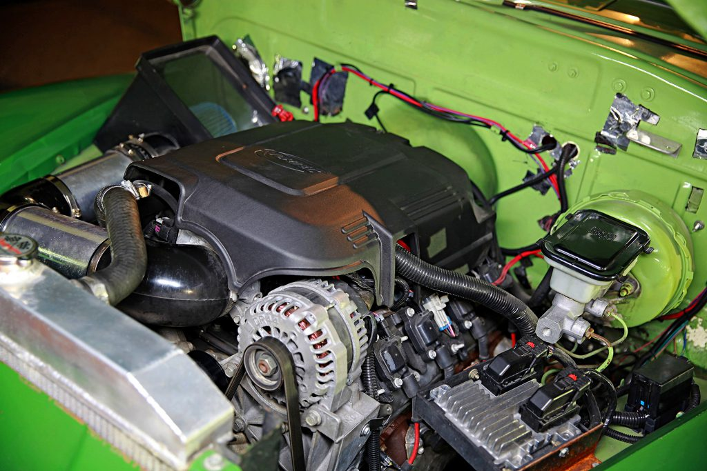 1952 chevrolet suburban ls engine