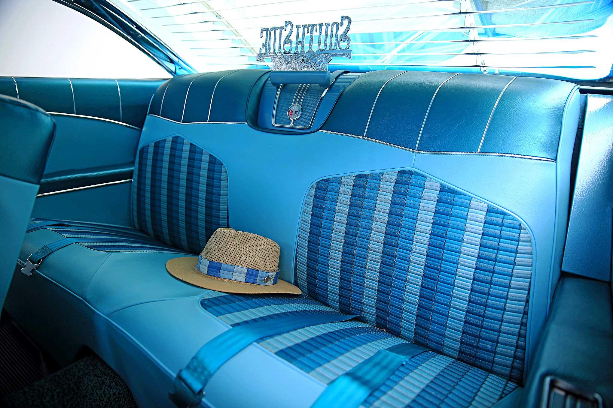 1959 Chevrolet Impala Built In Tijuana Chevy Rear Wiring Harness 3 72