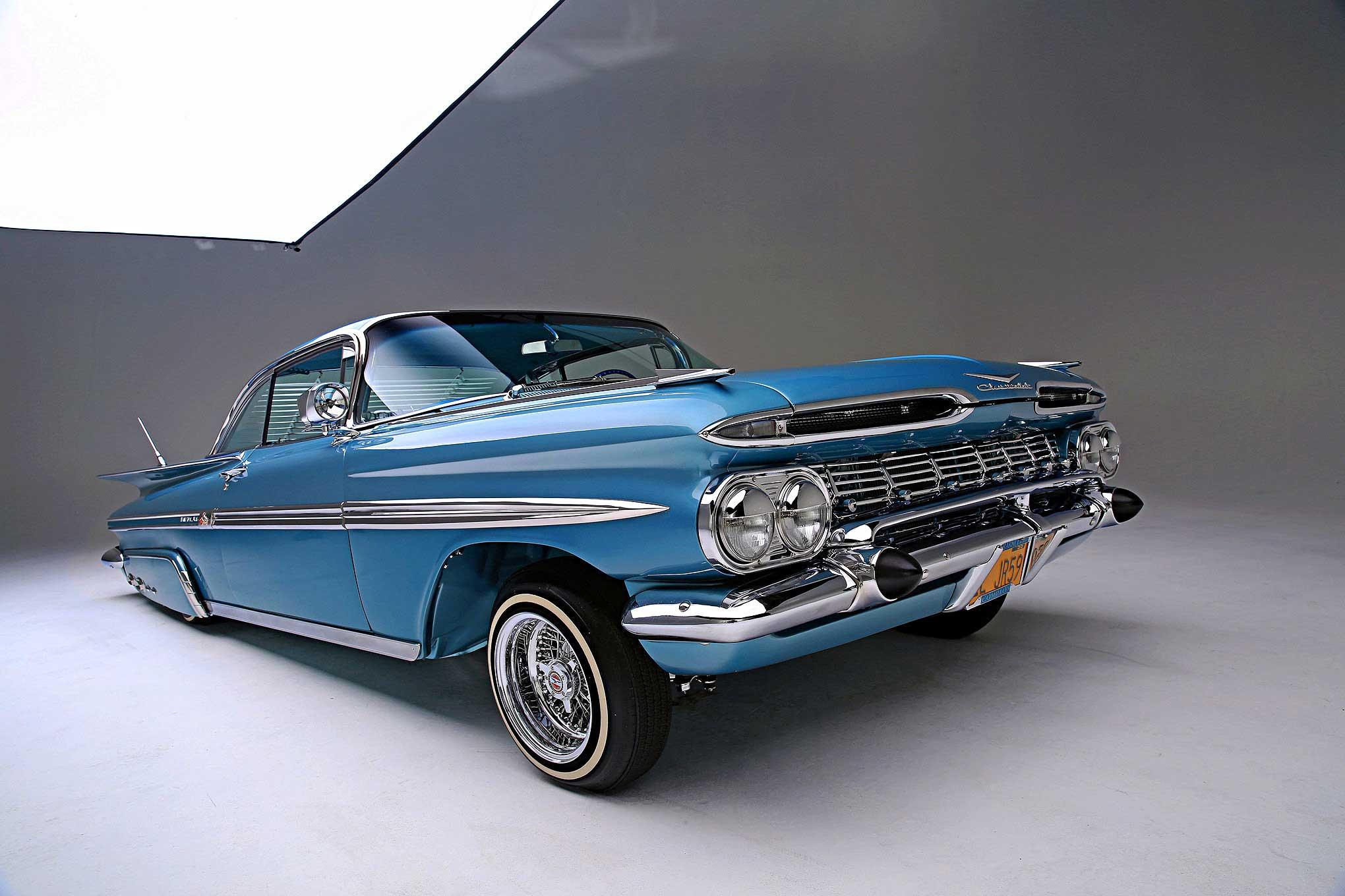 1959 Chevrolet Impala Built In Tijuana Cars T Autronic Eye Circuit Diagram For The 1960 Passenger Car