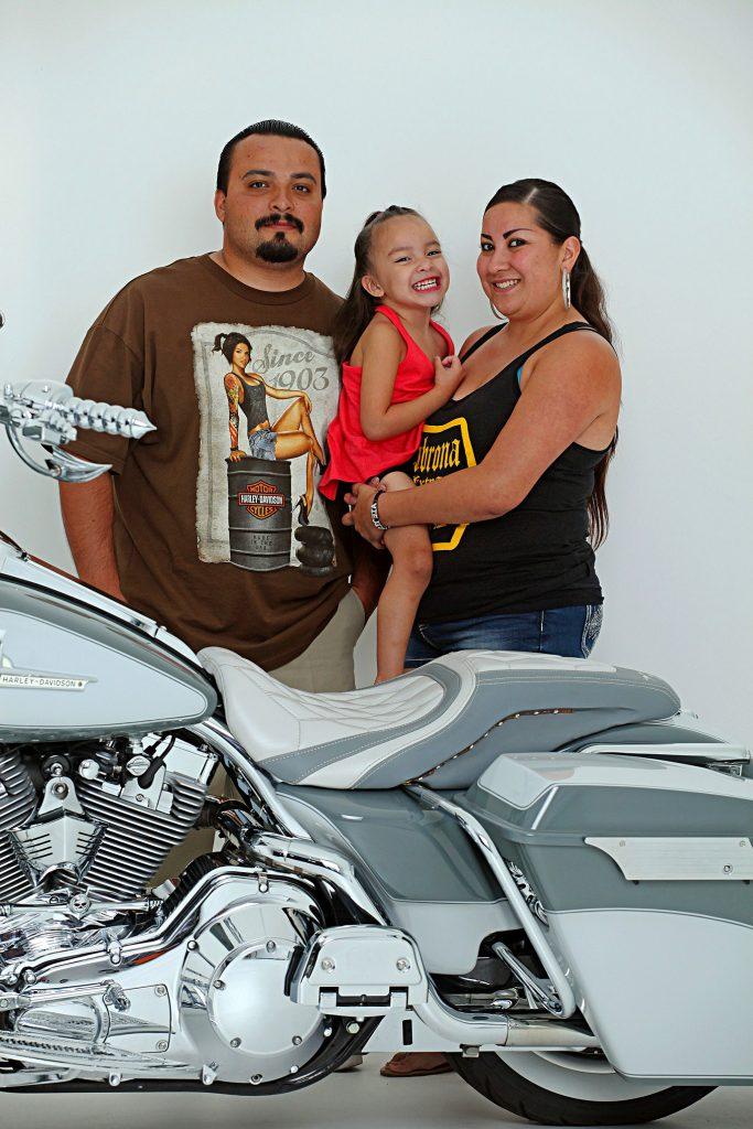 2005 harley davidson electra glide florez family