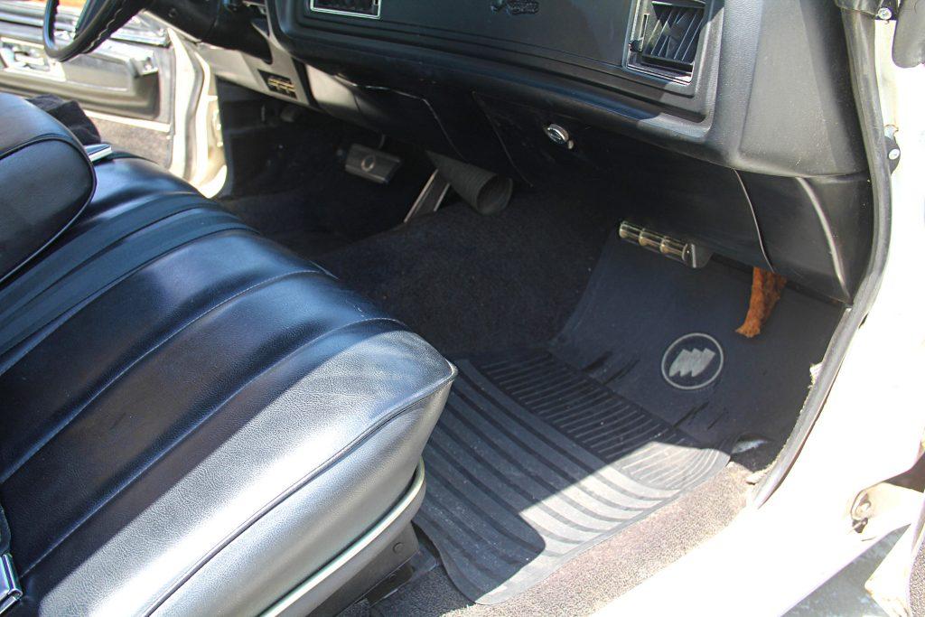 63 67 buick riviera interior restoration original carpet