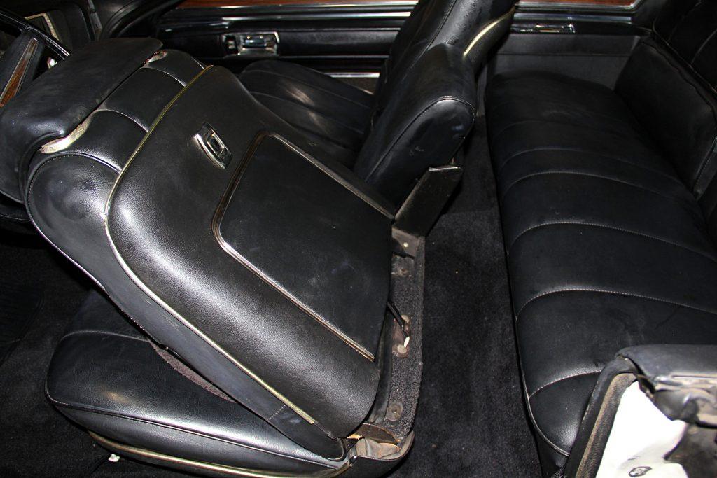 63 67 buick riviera interior restoration rear seat and floor