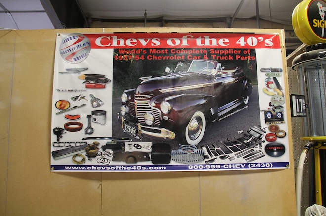 Chev's of the 40's - Wade's World