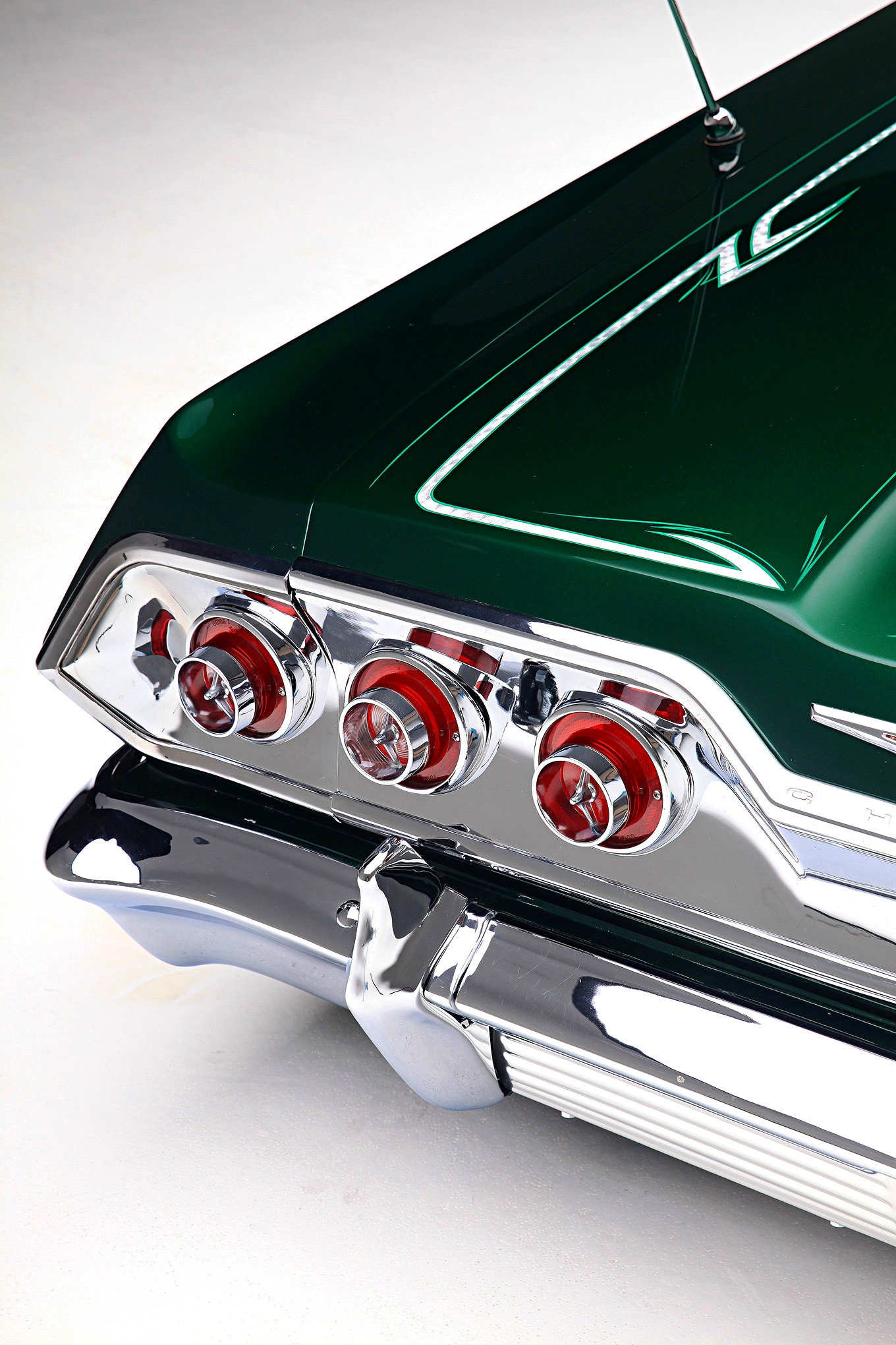 Restoring a 1963 Chevrolet Impala