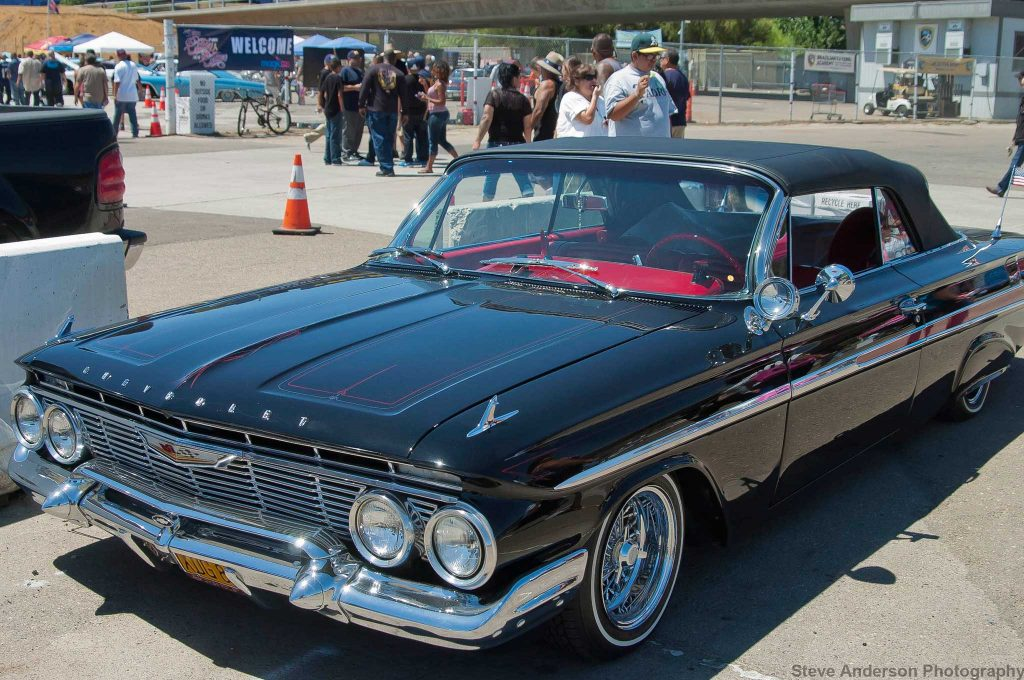 x man cruise for the cause impala