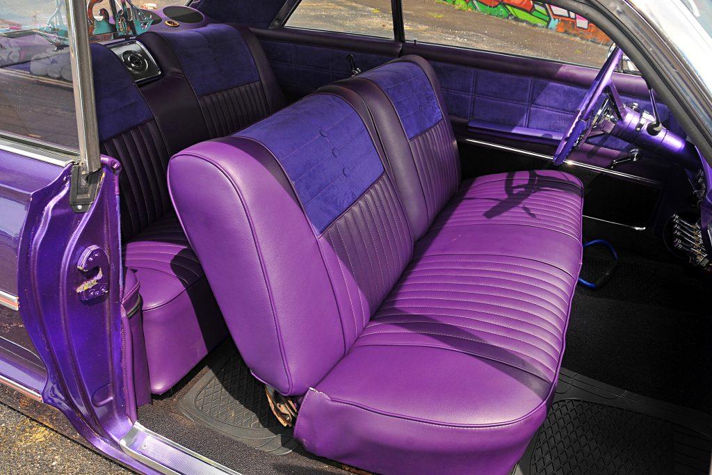 1964 chevrolet impala front seat