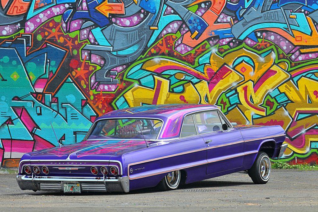 1964 chevrolet impala rear bumper