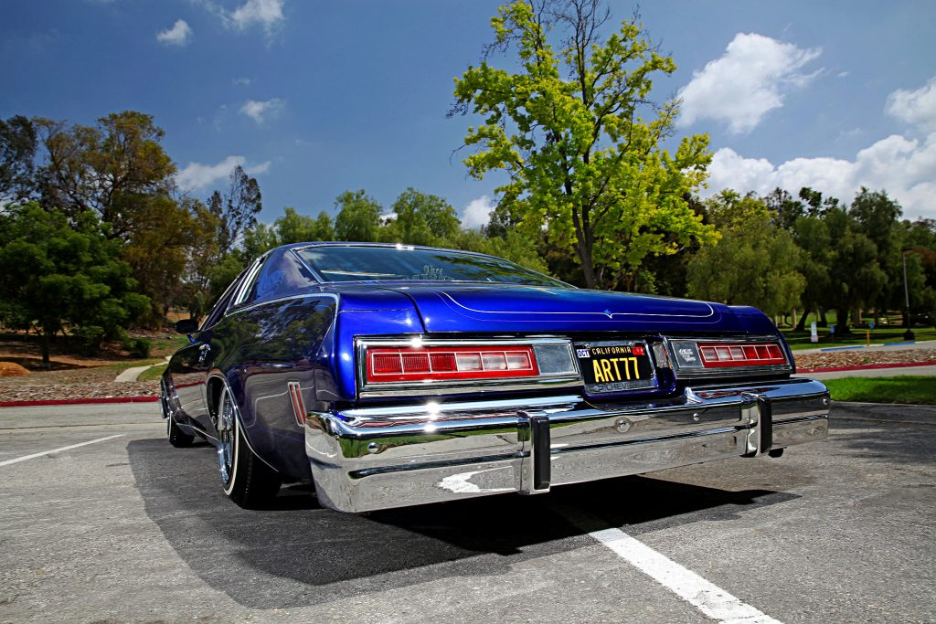 1977 chevrolet malibu classic rear end