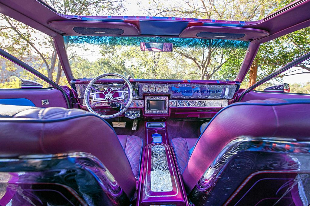 1980 chevrolet caprice interior