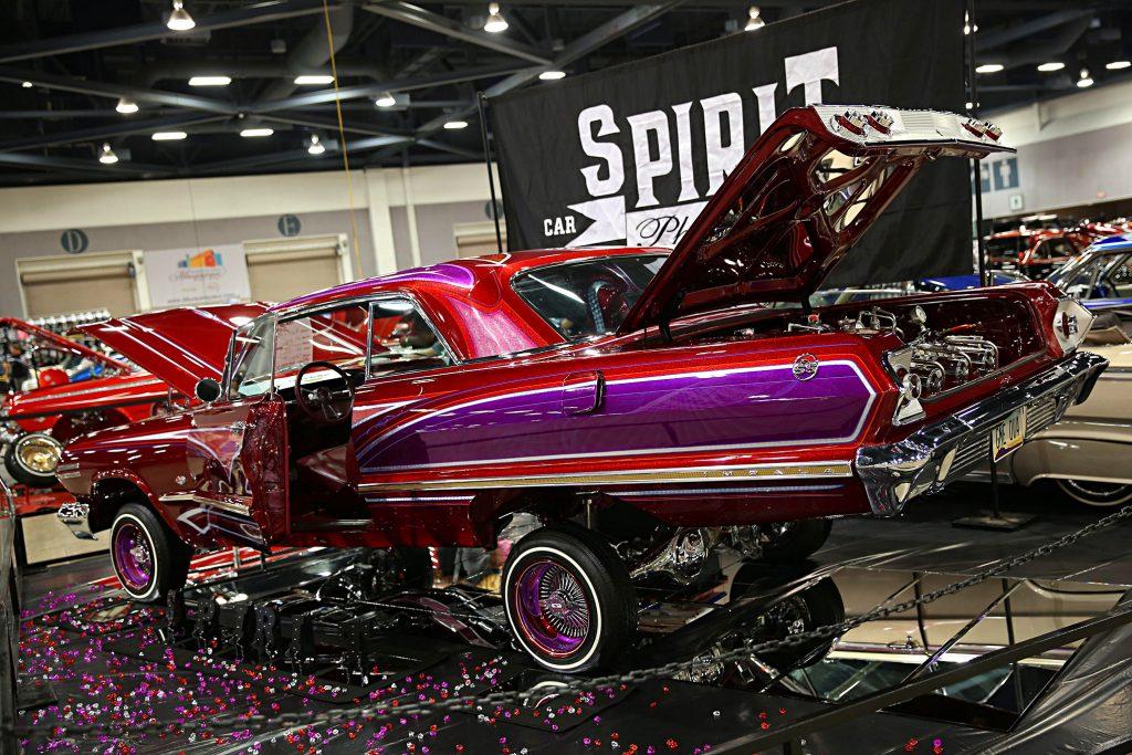 2016 albuquerque super show spirit car club 1963 impala