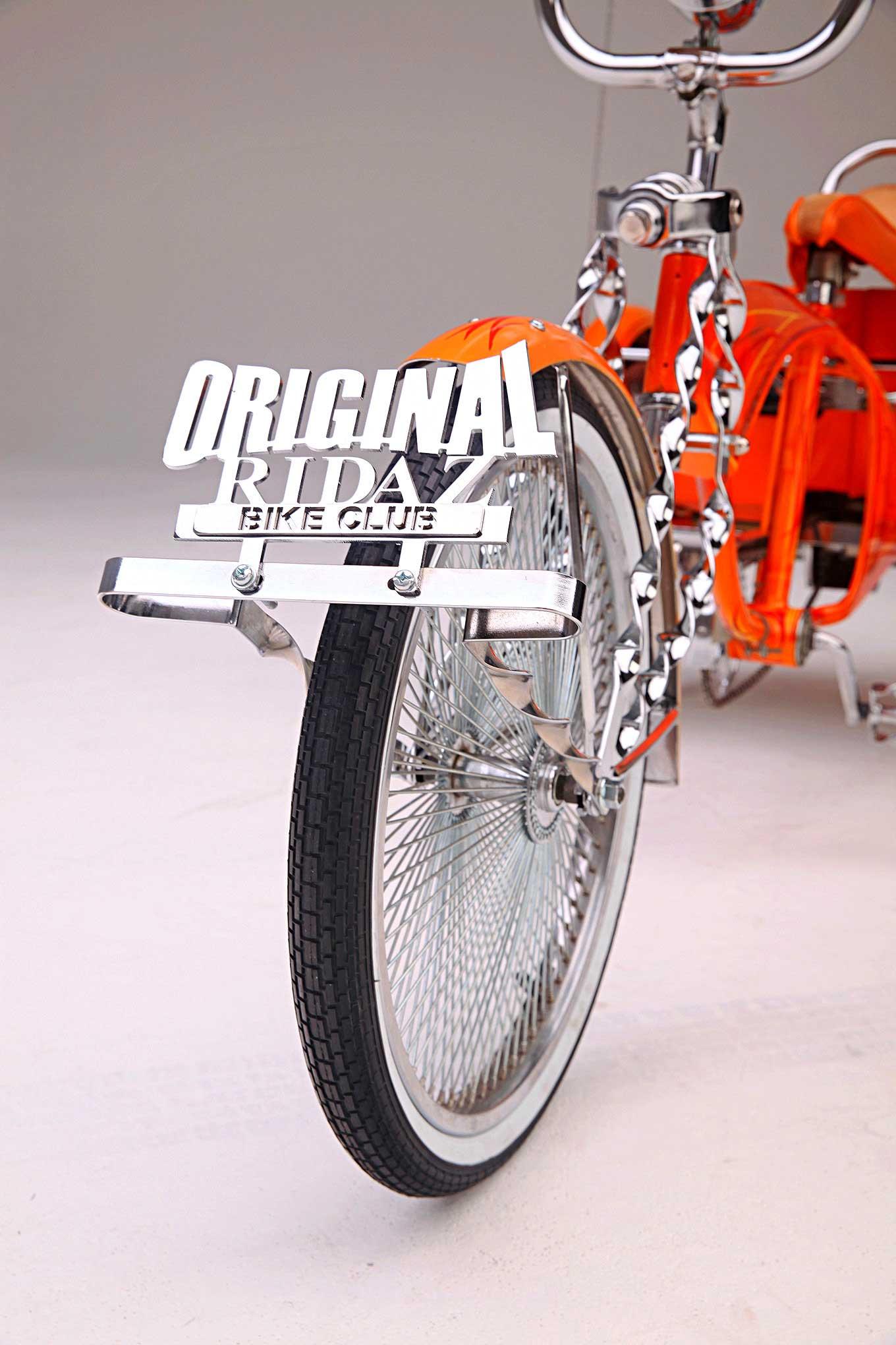 LOWRIDER Bicycle: '60s Schwinn Three-Wheeler