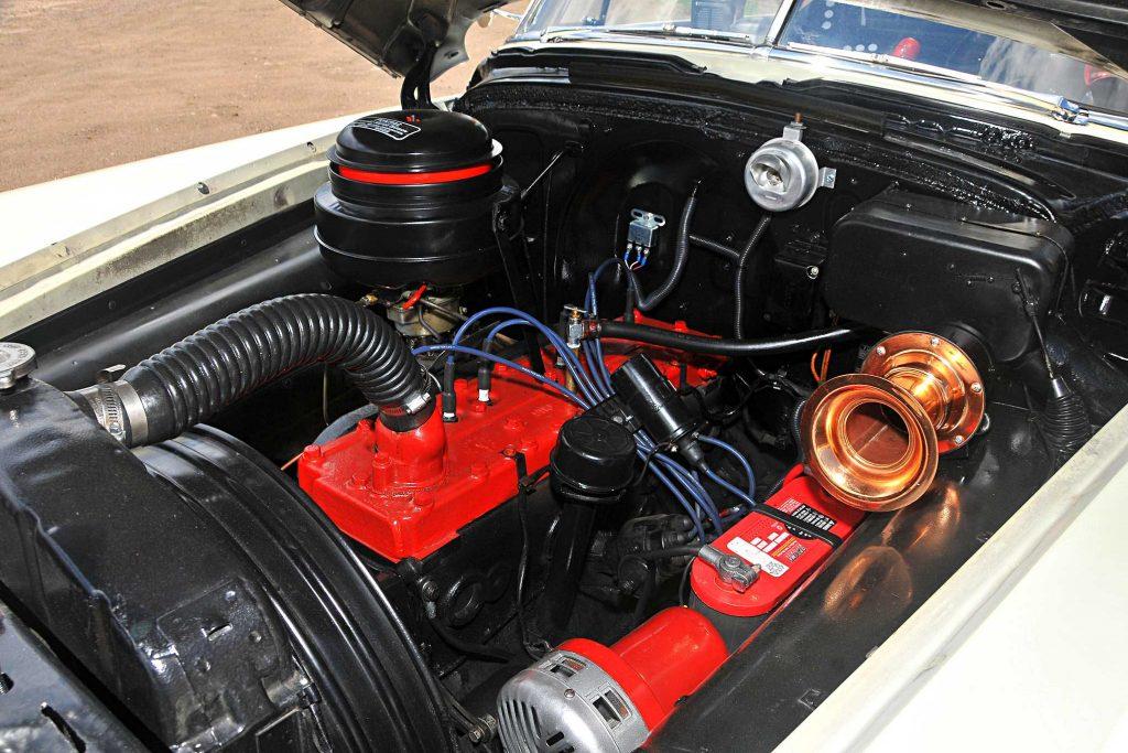 1951 pontiac chieftain 239 flathead motor