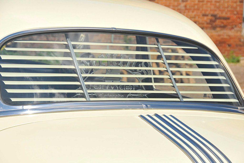 1951 pontiac chieftain window louvers