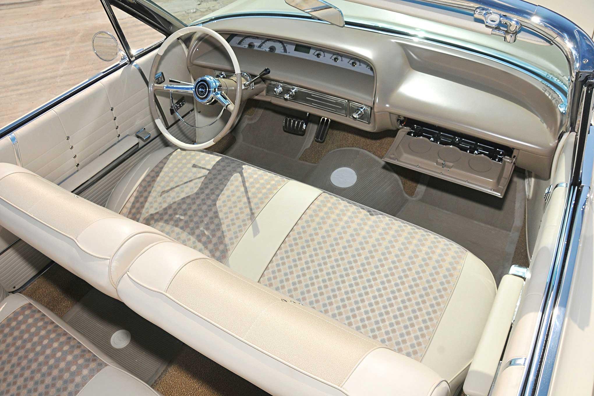 Tk Kennedy S 1964 Chevy Impala Convertible