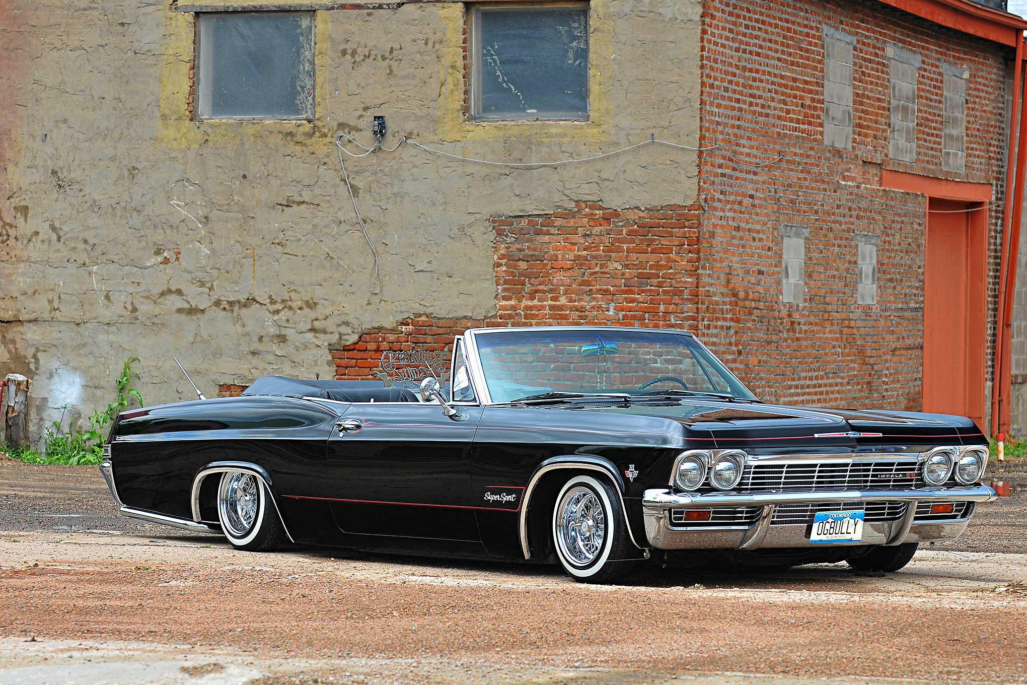 1965 chevrolet impala convertible lowrider rh lowrider com 1969 Impala 1968 Impala