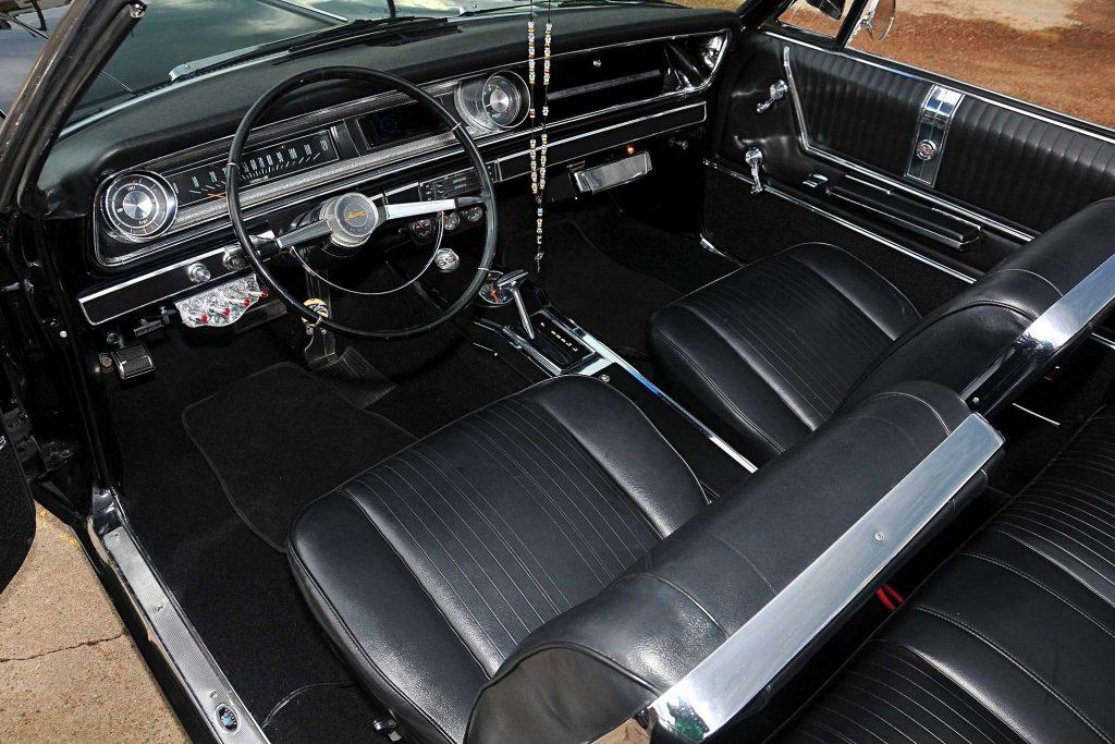 1965 chevrolet impala front seat