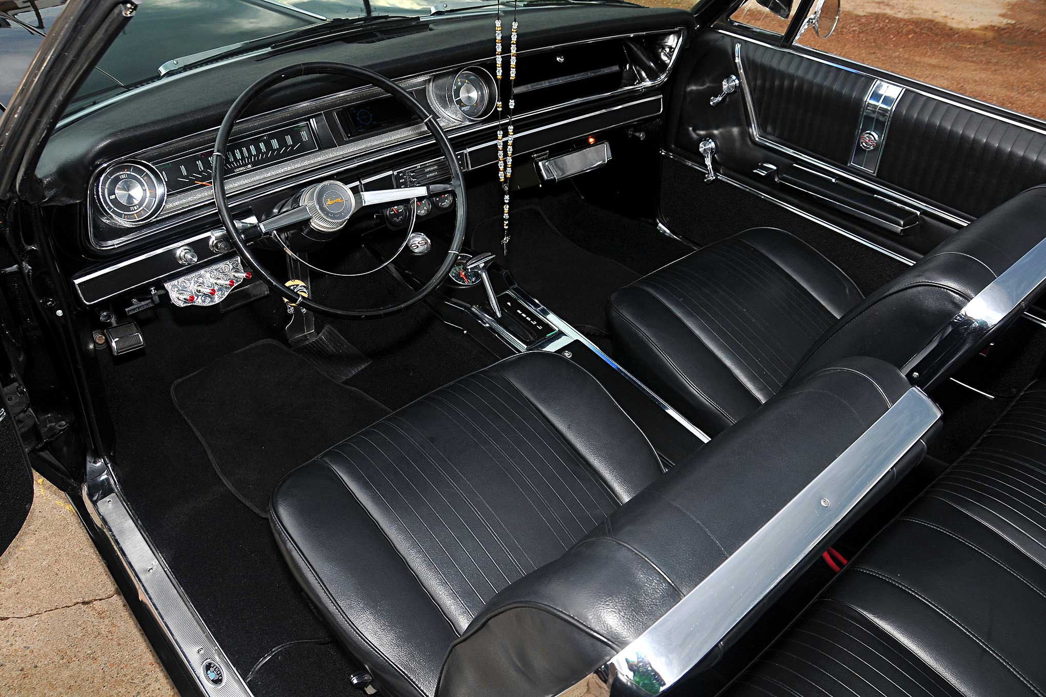 Luis & Nelly Morales' 1965 Chevy Impala SS Convertible
