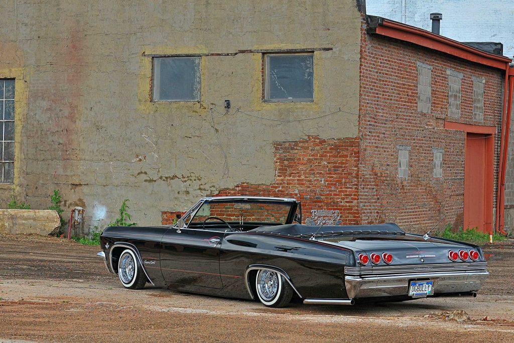 1965 chevrolet impala rear driver side