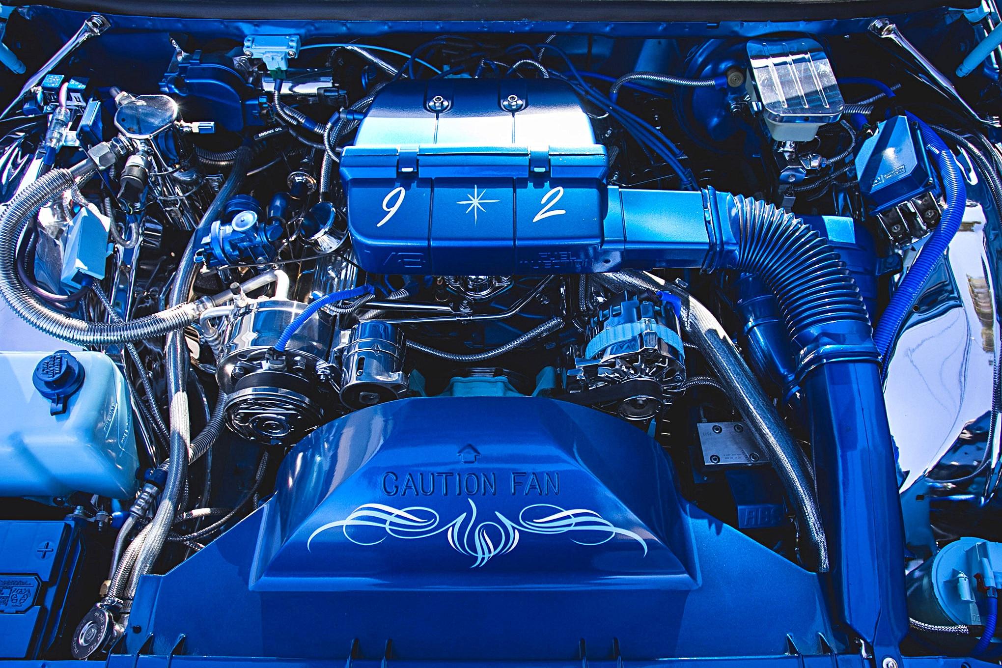 1992 chevrolet caprice chevy 305 engine - Lowrider
