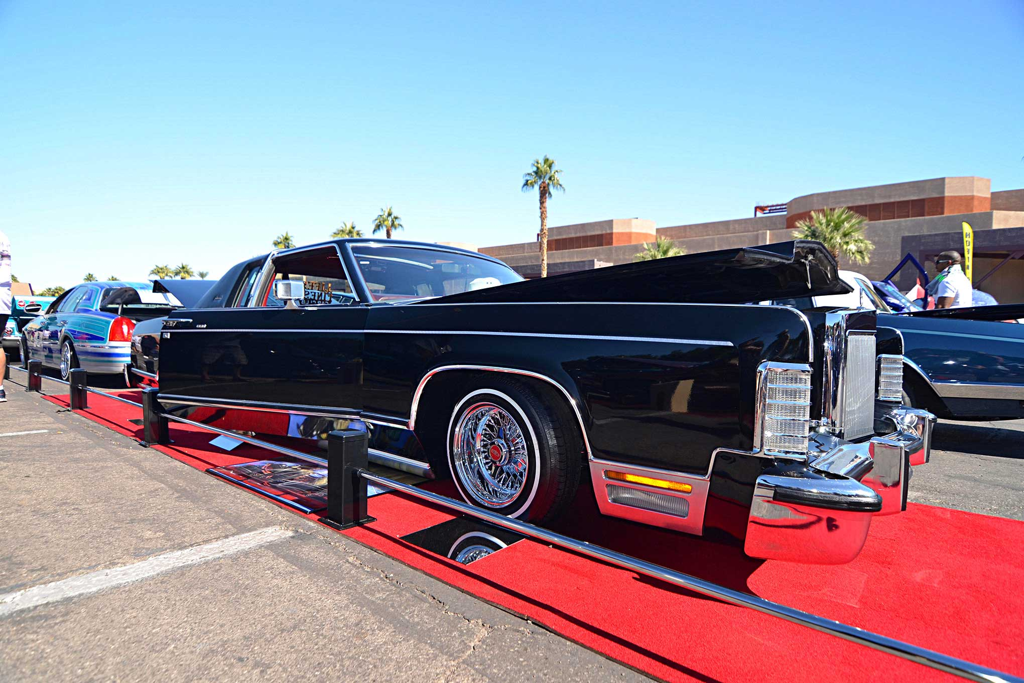 2016 Las Vegas Super Show Black Lincoln Town Coupe Lowrider Car About This Editor