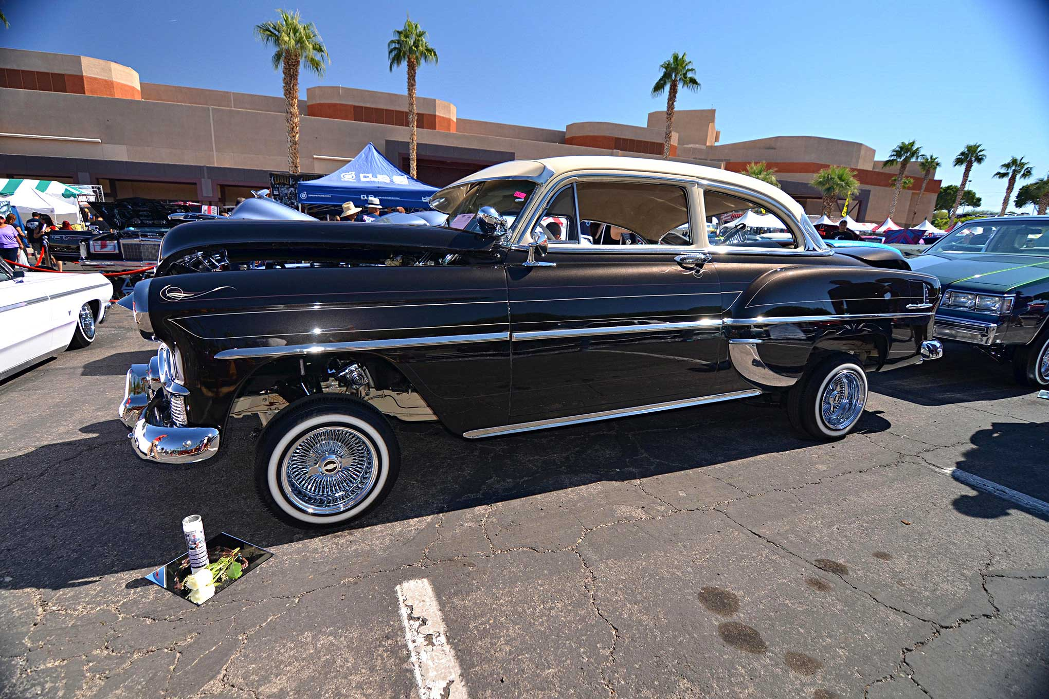 Chevy Las Vegas >> 2016 Las Vegas Super Show Locked Up Chevy Bomb Lowrider