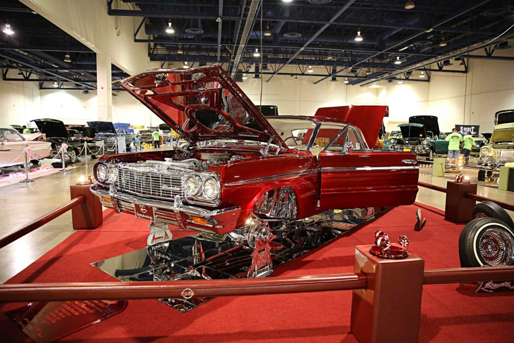 2016 las vegas super show traditional of the year winner